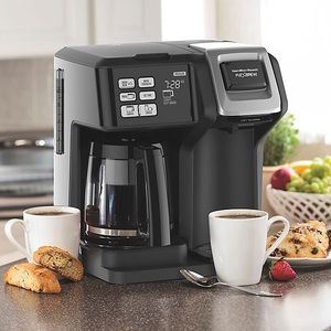 Hamilton Beach FlexBrew BNIB 2-Way Coffee Maker